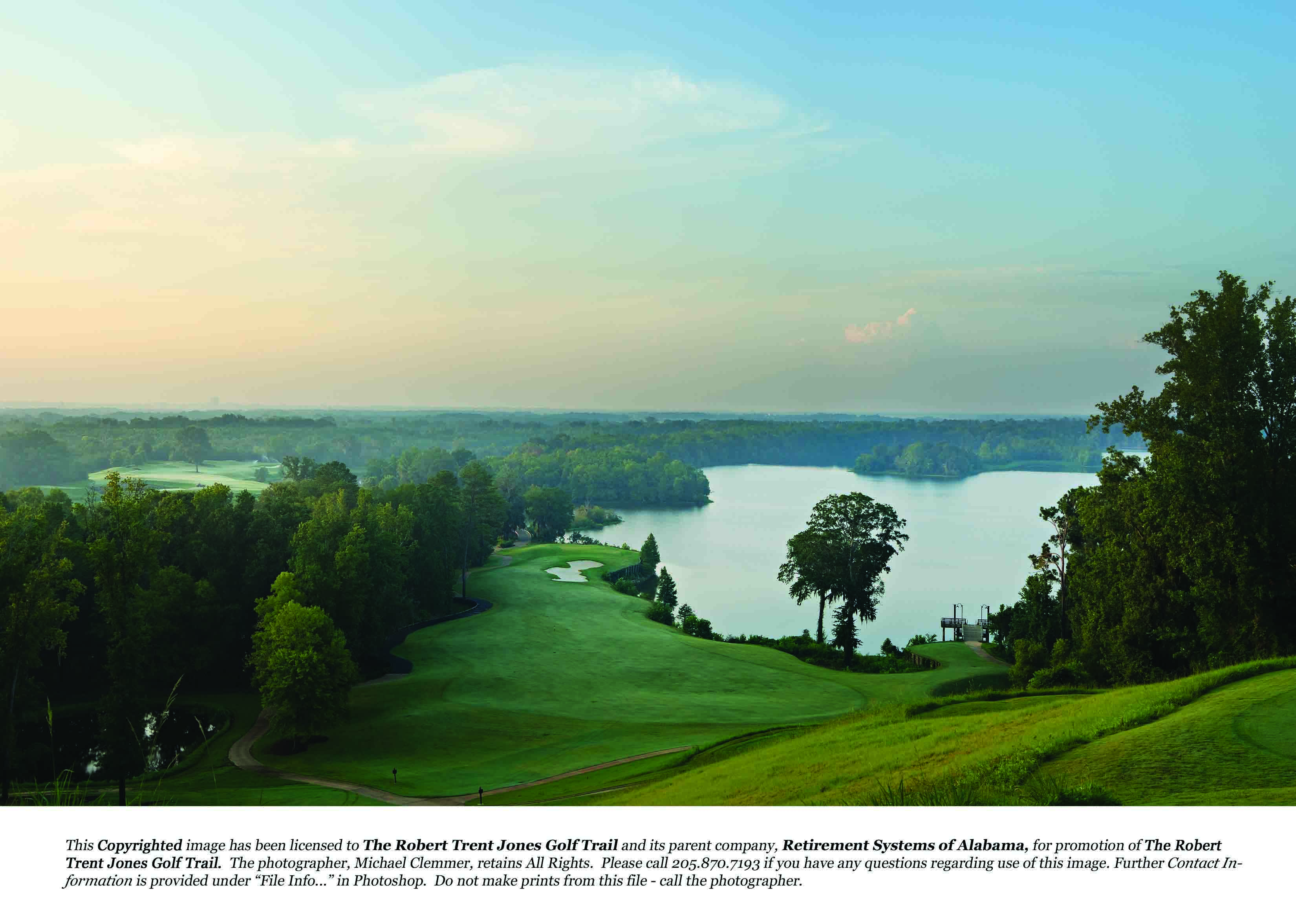 Robert Trent Jones Golf Trail Celebrates Over 20 Years of World-Class Golf