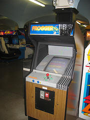 Frogger and Arcade Games of The Past