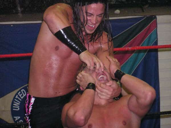 Kings of Professional Wrestling and King Shane Williams
