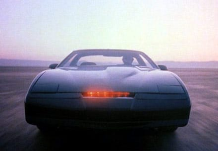 Awesome Cars and KITT