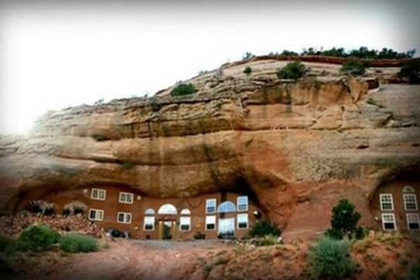 Cave Living and The Utah Ranch Cave