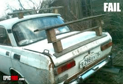 bad car modifications
