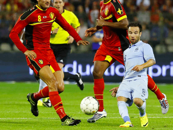 The Weirdest and Funniest Soccer Images