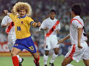 The Strangest World Cup Haircuts