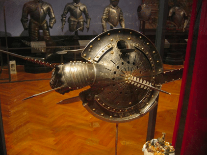 Most Incredible Medieval Weapons and the Lantern Shield