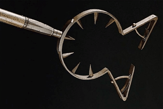Incredible Medieval Weapons and the Man Catcher
