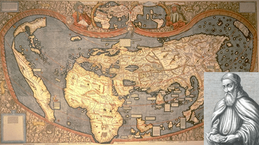 500 Year Old Map Of America.500 Year Old Racist Maps To Be Discontinued In British