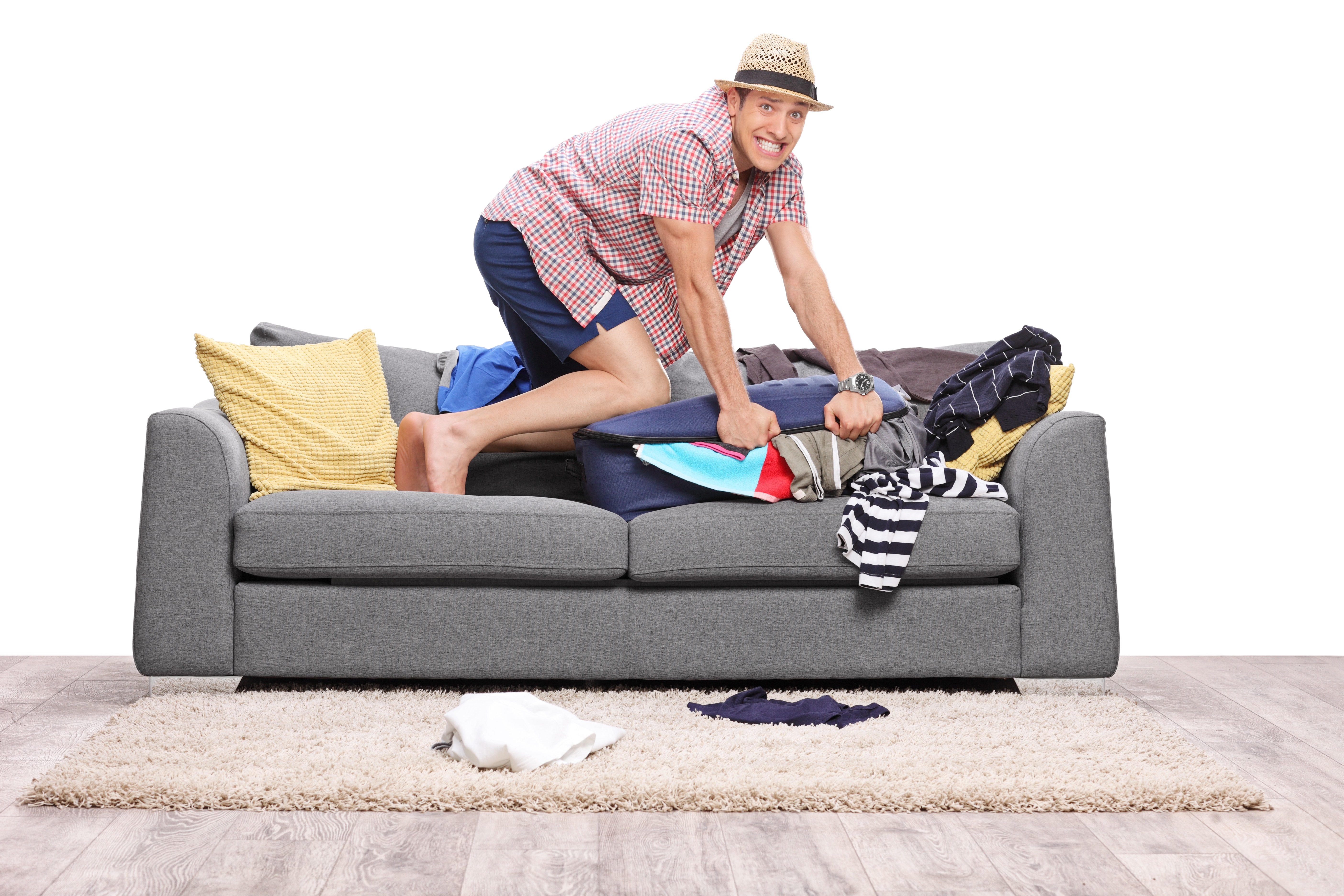9 Packing Tips Every Man On the Go Should Know