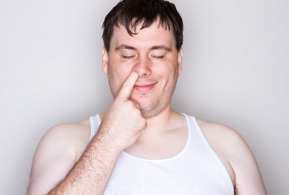 THE SOUNDS OF MUCOUS: 6 (SNOTTY) HABITS MEN HAVE TO STOP