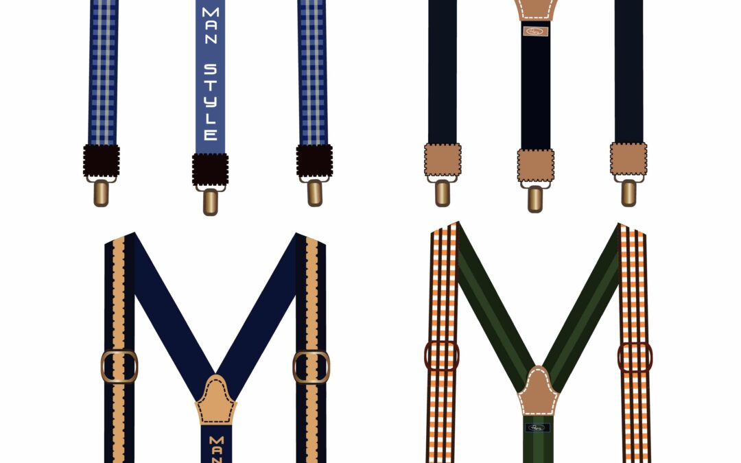 BRACE YOURSELF: THE KEY RULES FOR SUSPENDER WEARERS