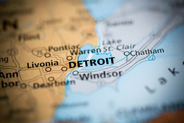 DETROIT GETS KNOCKED DOWN … AND GETS BACK UP AGAIN!