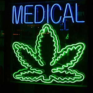 "Medical Marijuana Gets More ""Green"" Lights"