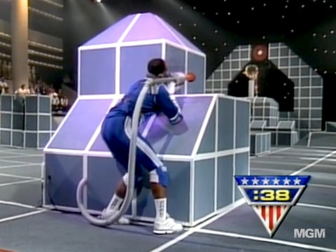 Back in the Day: American Gladiators