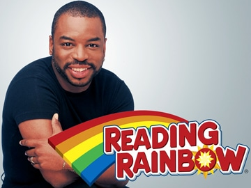 It's in a Book. A Reading Rainbow