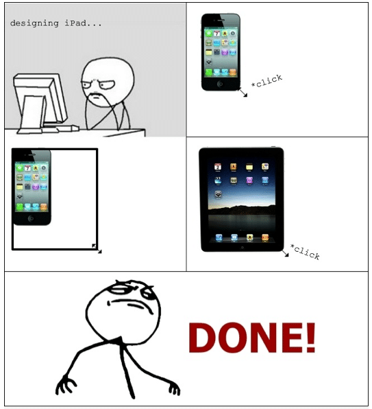 How to Make an iPad