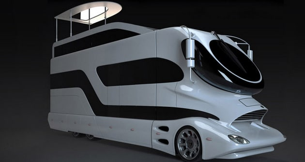 $3 Million RV Brings Class To Your Road Trip