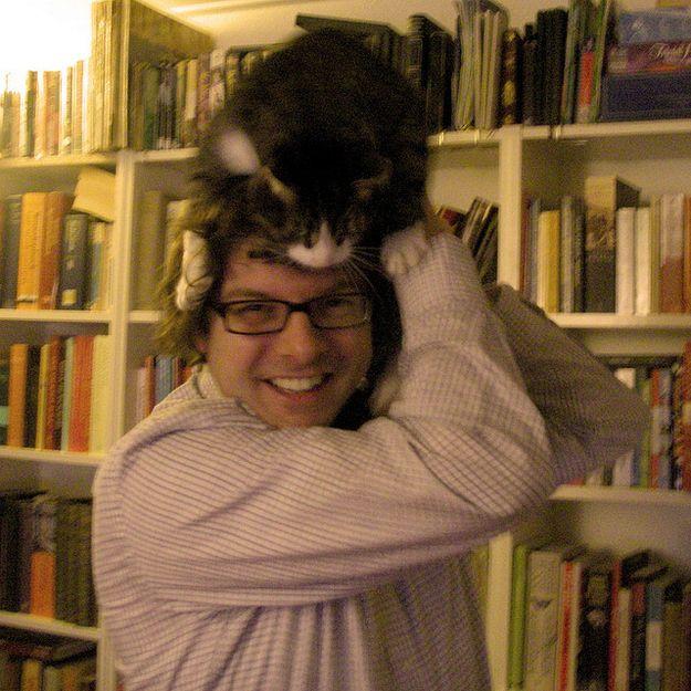 New Trend: Cat Hats