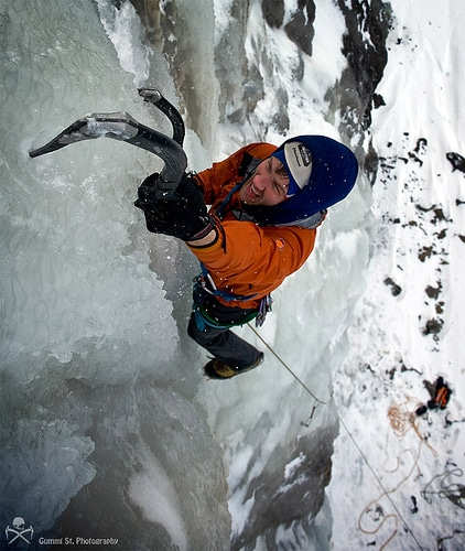 Ice Climbing and Winter Vacation Destinations
