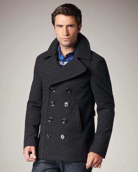 Men's Style Lab on the Jackknife of Winter Coats