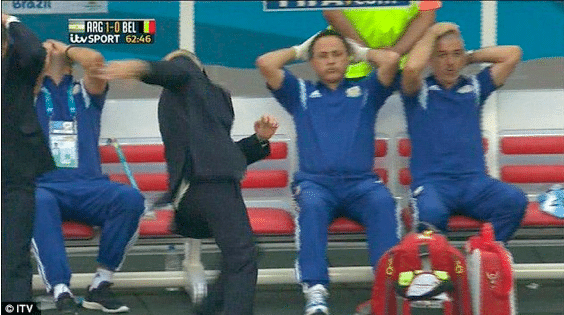 The Best and Worst Soccer World Cup 2014 Moments