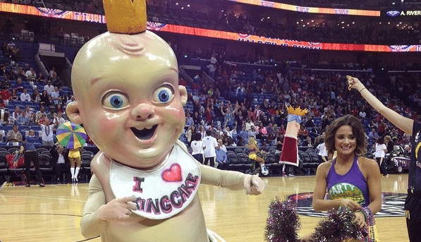 13 SPORTS MASCOTS GUARANTEED TO GIVE YOU NIGHTMARES