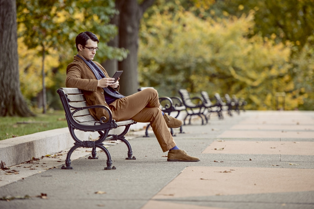 7 WAYS TO TURN A SUMMER SHLUB INTO A FALL GENTLEMAN