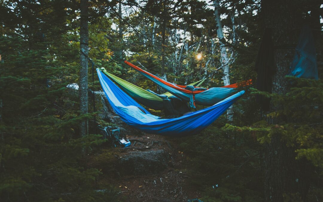 4 Tips for Those Who Are Considering Hammock Camping This Summer